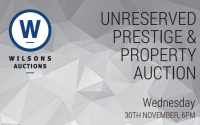 Wilsons Auctions Unreserved Online Prestige Watch Auction November 30, 2016 Sales & Auctions